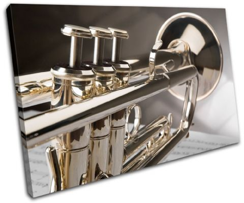 Trumpet INSTRUMENTS  Musical - 13-1066(00B)-SG32-LO